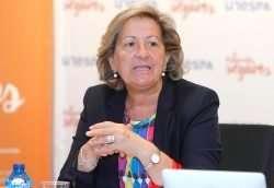 Presentación de Tus Coberturas. Pilar González de Frutos, presidenta de UNESPA