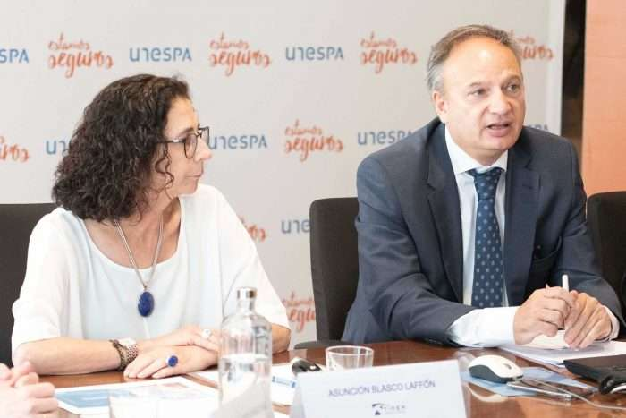 Presentación XXV Anivesrario CICOS - Asuncion Blasco, Tirea - Manuel Mascaraque, UNESPA 02 web